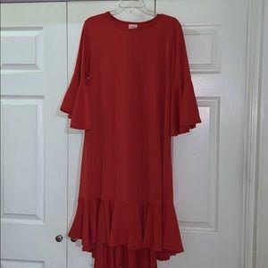 Bell sleeved dress - LuLaRoe Maurine